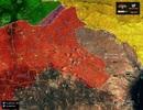 Mục tiêu tiếp theo của quân đội Syria - Nga: Giành nguồn nước