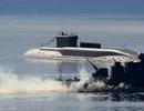 Hai tàu ngầm hạt nhân Nga phóng ngư lôi vào nhau