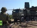 Pantsir-S1 đánh chặn loạt đạn Grad nã vào Hmeymim