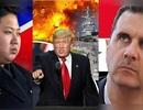 Ông Trump khuấy đảo hai lò lửa chiến tranh nguy hiểm nhất
