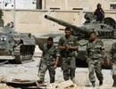 SRG - lá chắn thép trấn thủ Deir Ezzor