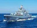 Chiến hạm Đô đốc Grigorovich nã đạn thị uy khi vào Địa Trung Hải
