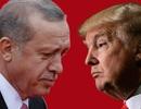 Thổ khởi động Euphrates 2, Mỹ dằn mặt Ankara