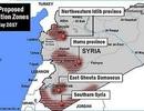 """4 khu vực an ninh Syria: Nga khó khăn, Israel """"méo mặt"""""""