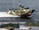 Nga thêm tàu Raptor cho Hạm đội Biển Đen vì Ukraine