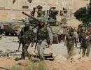 Mỹ-Jordan điều quân sát biên giới, quân Assad ra đòn hiểm