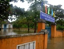 Ngày 6/11, học sinh nhiều nơi nghỉ học vì mưa lũ