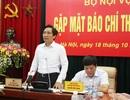 """Thứ trưởng Trần Anh Tuấn nói bổ nhiệm ông Lê Phước Hoài Bảo """"đúng quy trình"""""""