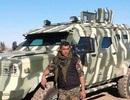Lực lượng người Kurd ở Syria vừa nhận xe bọc thép mới của Mỹ
