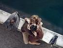 Lãng mạn những bức ảnh về nụ hôn dọc bờ sôngSeine