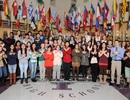 Chương trình Giao lưu Văn hóa Mỹ với 100% học bổng