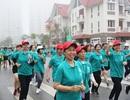 Hơn 1.000 người tham gia giải chạy tại Khu đô thị Dương Nội