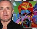 Tình cũ bán tranh vẽ George Michael với giá hơn 13 tỉ đồng