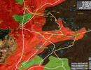 Thảm bại tại Hama, phiến quân vỡ trận khắp nơi
