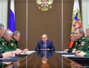 Nga ráo riết chuẩn bị quân sự sau khi Mỹ đánh Syria