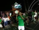 Từ thủ đô đến đất Cảng, hàng vạn tín đồ bóng đá hòa chung nhịp đập đón cúp UEFA Champions League