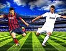 """Cristiano Ronaldo và Lionel Messi """"đại chiến"""" trên cả mạng xã hội"""