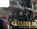 Hà Nội: Cháy quán karaoke 7 tầng trên phố Mai Hắc Đế