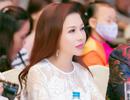 Hoa khôi Lan Phương tích cực tham gia các hoạt động thiện nguyện