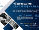 """Các """"ông lớn"""" Facebook, Google, IBM, Amazon (AWS)... tài trợ 300.000 USD cho cuộc thi Hackathon tại Việt Nam"""