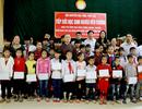 Phú Thọ: Tiếp sức học sinh nghèo đến trường