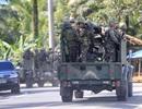 Chiến dịch truy bắt thủ lĩnh khủng bố biến thành cuộc giao tranh ác liệt