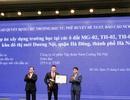 Hà Nội trao quyết định chủ trương đầu tư dự án xây trường học cho Tập đoàn Nam Cường