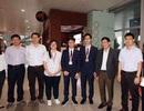 Đoàn Olympic Sinh học hân hoan trở về với HCV thứ 3 trong 21 năm tham dự
