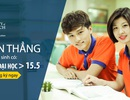 Thí sinh 15,5 điểm được tuyển thẳng vào đại học quốc tế
