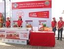 Lô gà xuất khẩu của doanh nghiệp liên doanh được thực khách Nhật Bản tin dùng