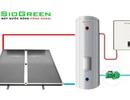 Giải pháp bù nước nóng cho hệ thống năng lượng mặt trời vào mùa đông