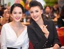 """""""Cân đo"""" nhan sắc gái một con của Á hậu Hoàng Anh và người mẫu Hồng Quế"""