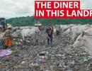 Độc đáo nhà hàng đến ăn, trả... rác rồi về