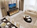 TV OLED- điểm nhấn hút mắt trong phòng khách thượng lưu
