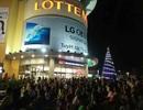 Lotte Mart đón Giáng sinh với chuỗi gala hoành tráng