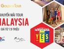 Khuyến mãi chùm tour du lịch Malaysia - mua sắm thả ga đón năm mới 2018