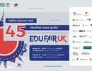 Gói hỗ trợ tài chính lớn chưa từng có tại Triển lãm Du học 45 trường Anh Quốc