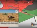 Mỹ vạch giới hạn đỏ: 55 km Al-Tanf