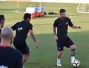 Messi và Neymar sẵn sàng cho trận Siêu kinh điển tại nước Mỹ