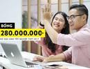 Học bổng đại học lên tới 280 triệu đồng cho khối ngành Quản trị