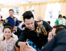 Tình huống bất ngờ trong đám cưới khiến cô dâu ôm mặt khóc nức nở