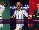"""Messi bất ngờ """"chung mâm"""" cùng với ông hoàng nhạc pop Michael Jackson"""