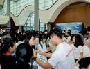 Hàng nghìn người tham dự Ngày hội Du học và Hướng nghiệp Quốc tế