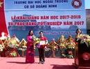 Đại học Ngoại thương cơ sở Quảng Ninh khai giảng năm học mới