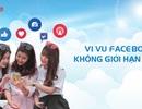 Lướt Facebook bằng 4G MobiFone tốc độ cao chỉ 40.000 đồng/tháng