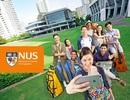 15/10: Hướng dẫn điền đơn online tuyển sinh học bổng NUS tại TPHCM và Hà Nội
