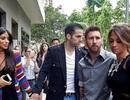 Messi dẫn vợ yêu dự Gala trao giải cầu thủ xuất sắc nhất thế giới