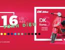 DKBike ra mắt RomaS 2017 - Bản nâng cấp toàn diện