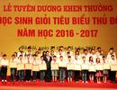 Tuyên dương 1.020 học sinh giỏi Thủ đô tiêu biểu