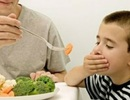 Giải pháp trị chứng biếng ăn ở trẻ em